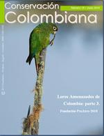 Nº 14 Loros Amenazados de colombia: parte 3