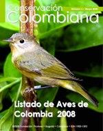 No. 5: Listado de Aves de Colombia 2008