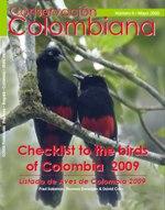 No. 8. Listado de Aves de Colombia 2009