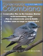 Nº 12 Plan de conservación para la Reinita Cerúlea sobre su rango no reproductivo