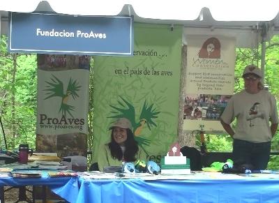 ProAves celebra Día Internacional de Aves Migratorias