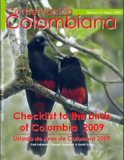 Aves de Colombia: ¡más especies pero más amenazadas!