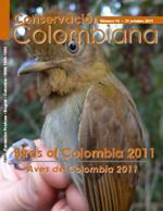 Nº 15 Aves de Colombia 2011
