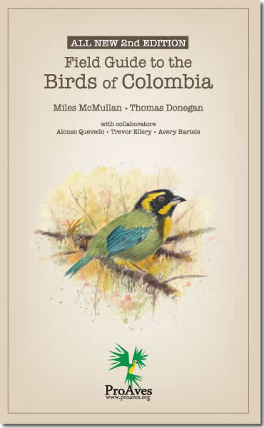Review: field guide to the birds of colombia: second edition.