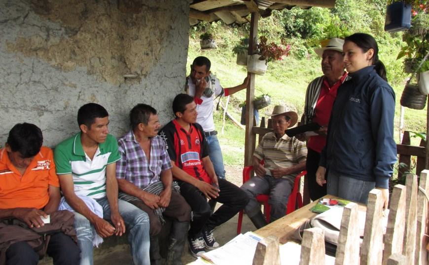 Conservación incluyente con las comunidades del sur del País