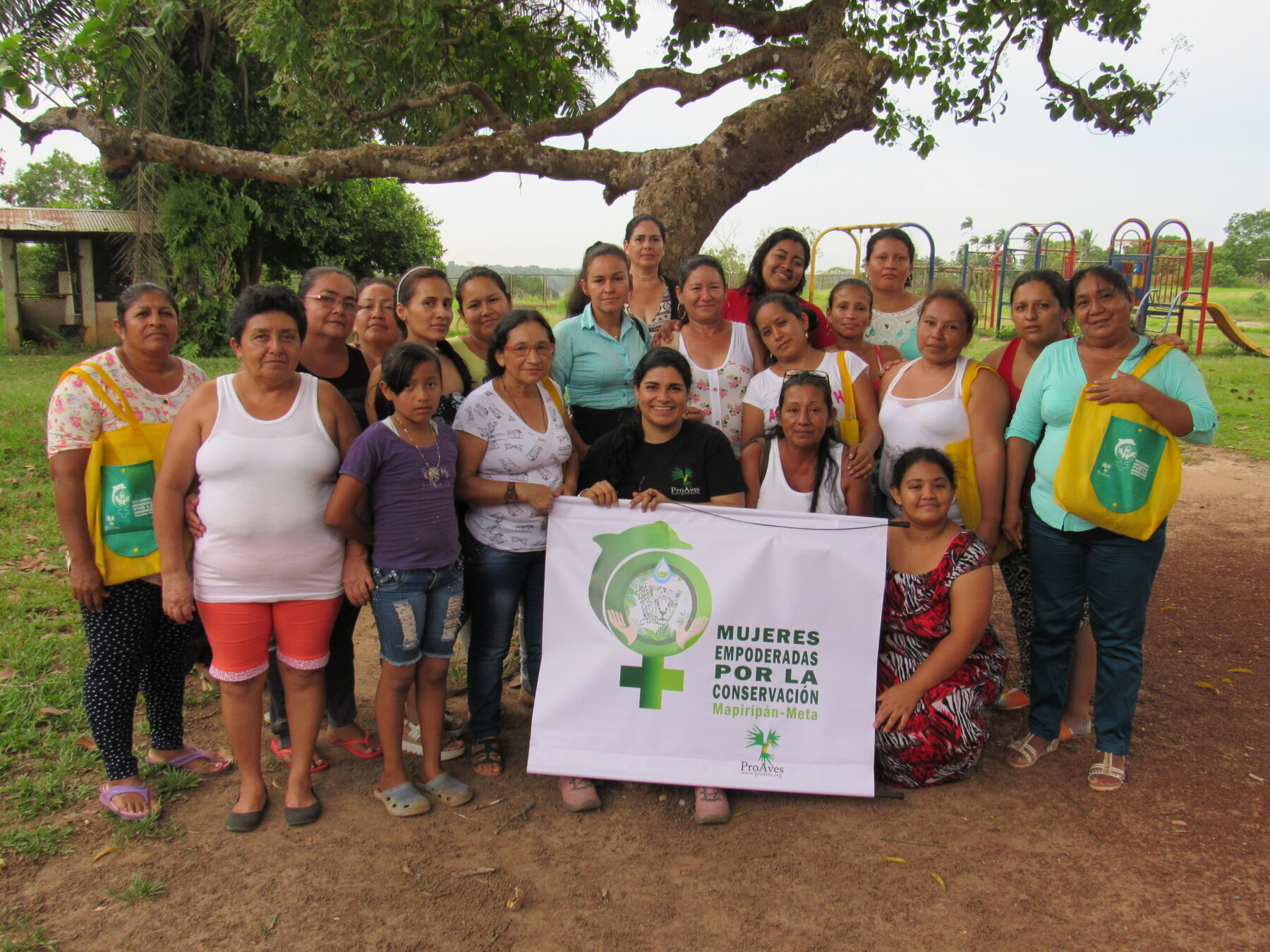 """Women Empowered by Conservation"": New approach to Gender Program"