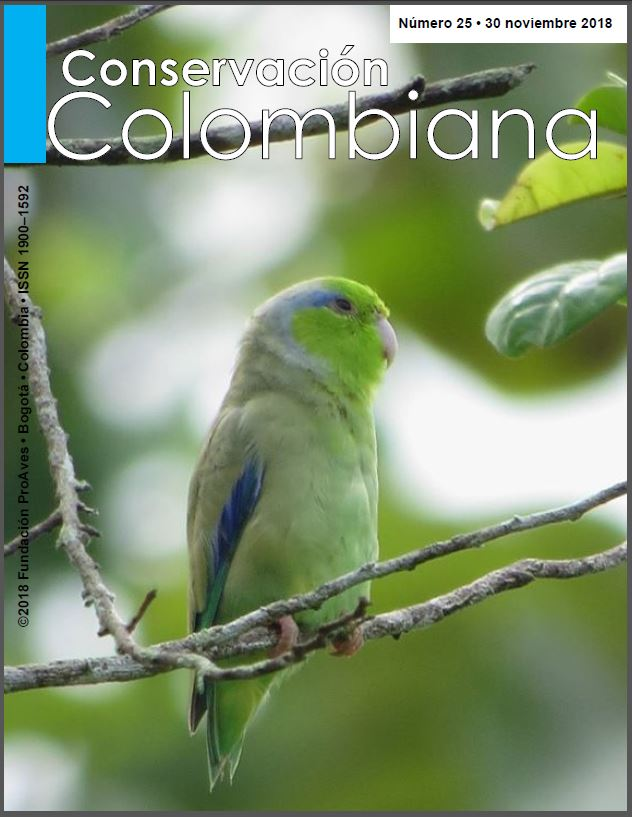 Colombia's bird checklist increases to 1,934 species!