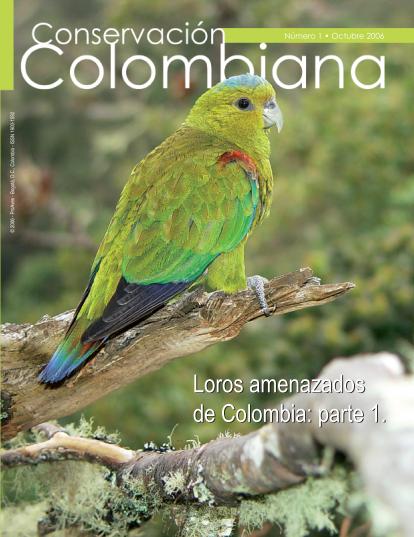 Revista Conservación Colombiana 1