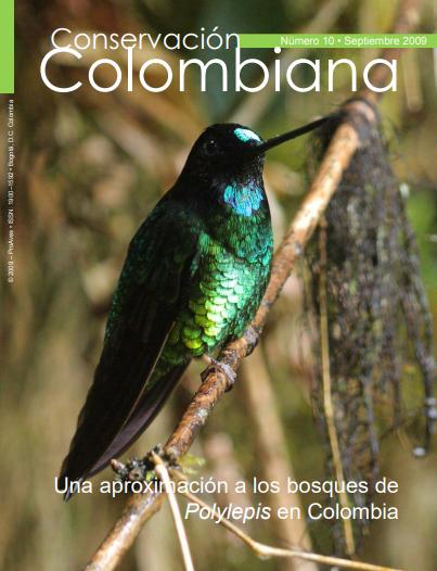 Revista Conservación Colombiana 10
