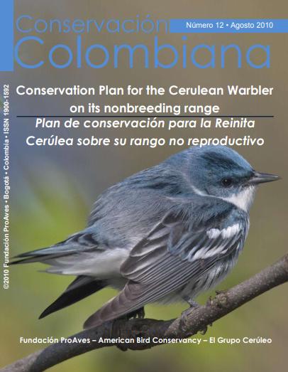 Revista Conservación Colombiana 12