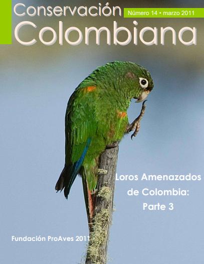 Revista Conservación Colombiana 14