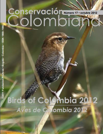 Revista Conservación Colombiana 17