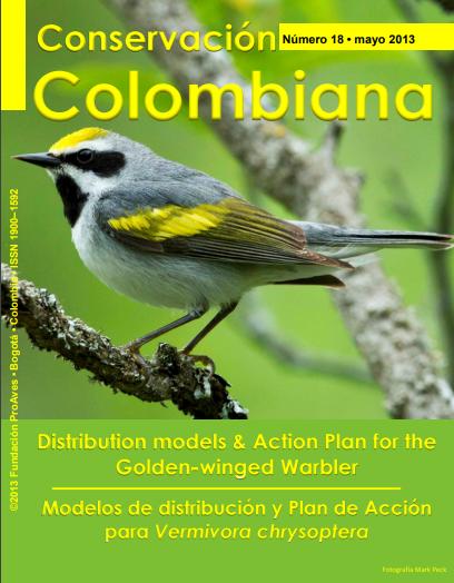 Distribution models & Action Plan for the Golden-Winged Warbler