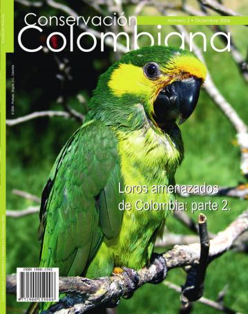 Revista Conservación Colombiana 2