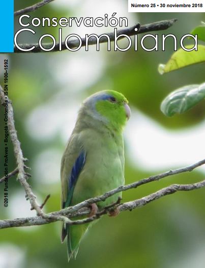 La Lista de Aves de Colombia aumentó a 1.934 especies!