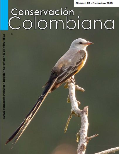 Revista Conservación Colombiana 26