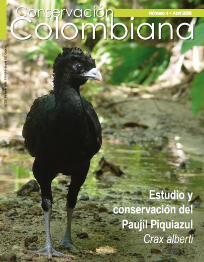 Revista Conservación Colombiana 4