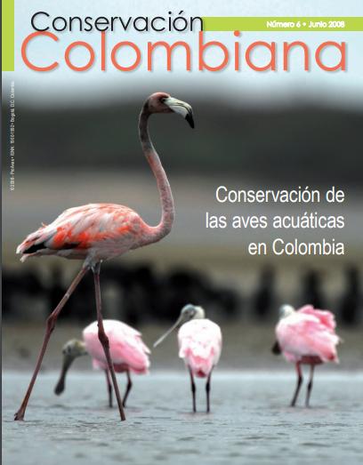 Revista Conservación Colombiana 6