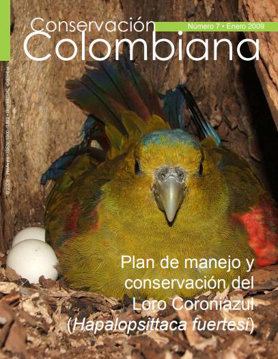 Revista Conservación Colombiana 7