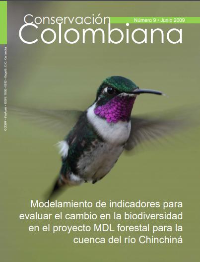 Revista Conservación Colombiana 9