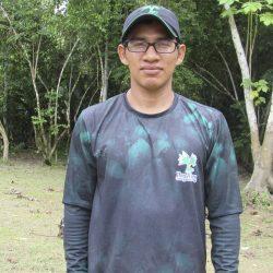 Leonel Silva, un guardabosques que valora su quehacer