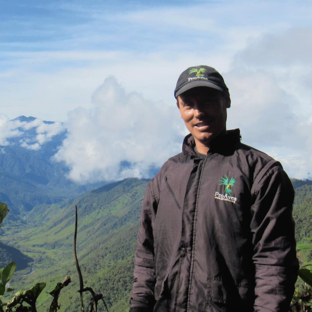 Camilo Hernández, un hermano del medio ambiente