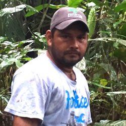 José Aguilar, un guardabosques que siempre está dispuesto a promulgar la conservación