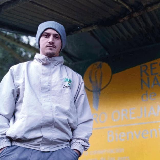 Sebastián Restrepo, un héroe de la conservación profeta en su tierra