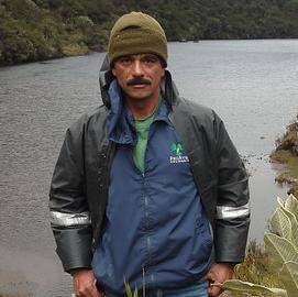 Albeiro López Salazar y su amor por la conservación