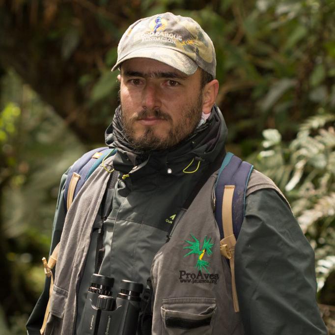 Carlos Mario Restrepo, la magia de la biodiversidad a través de su lente