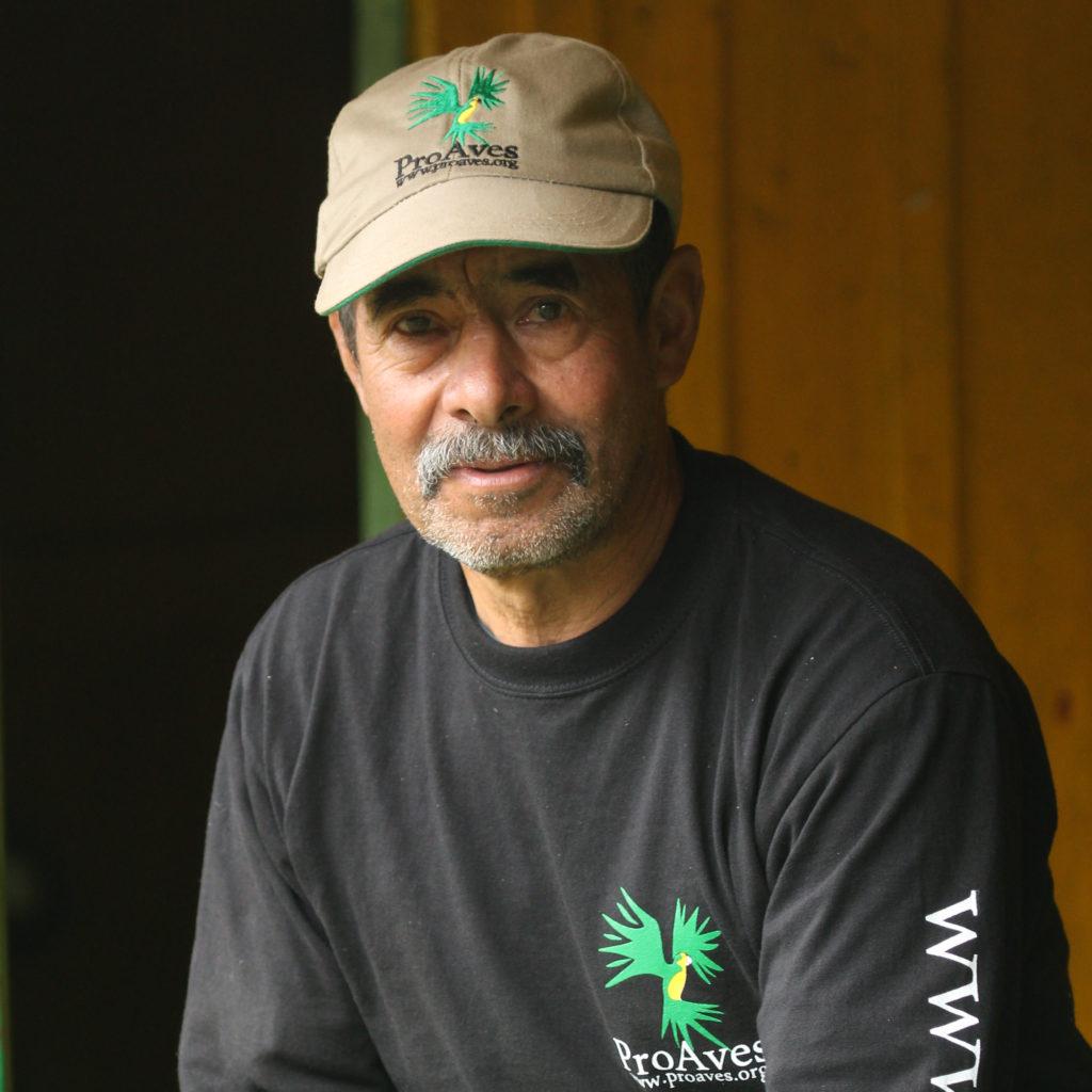 Hernando Patiño Molina, con la mente y el corazón en la conservación