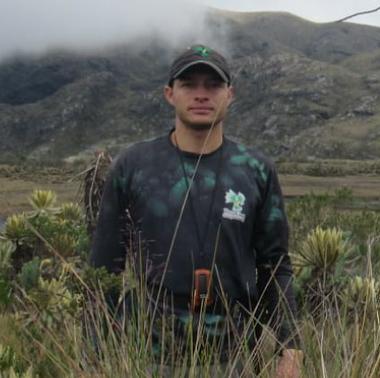 Jorge Castrillón, fusiona su talento en el arte con la pasión por la conservación