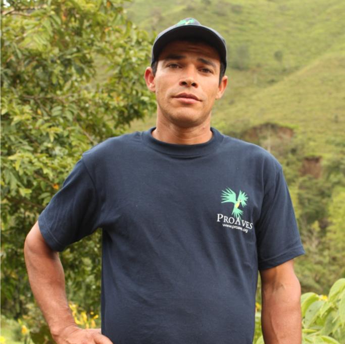 Luis Rubelio García,  protector de los ecosistemas y sus especies