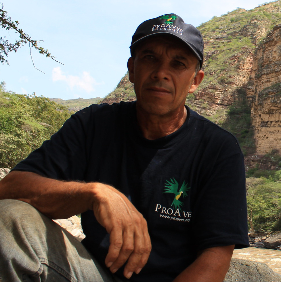 Manuel Meneses Mejía, pasión por el bosque y sus animales