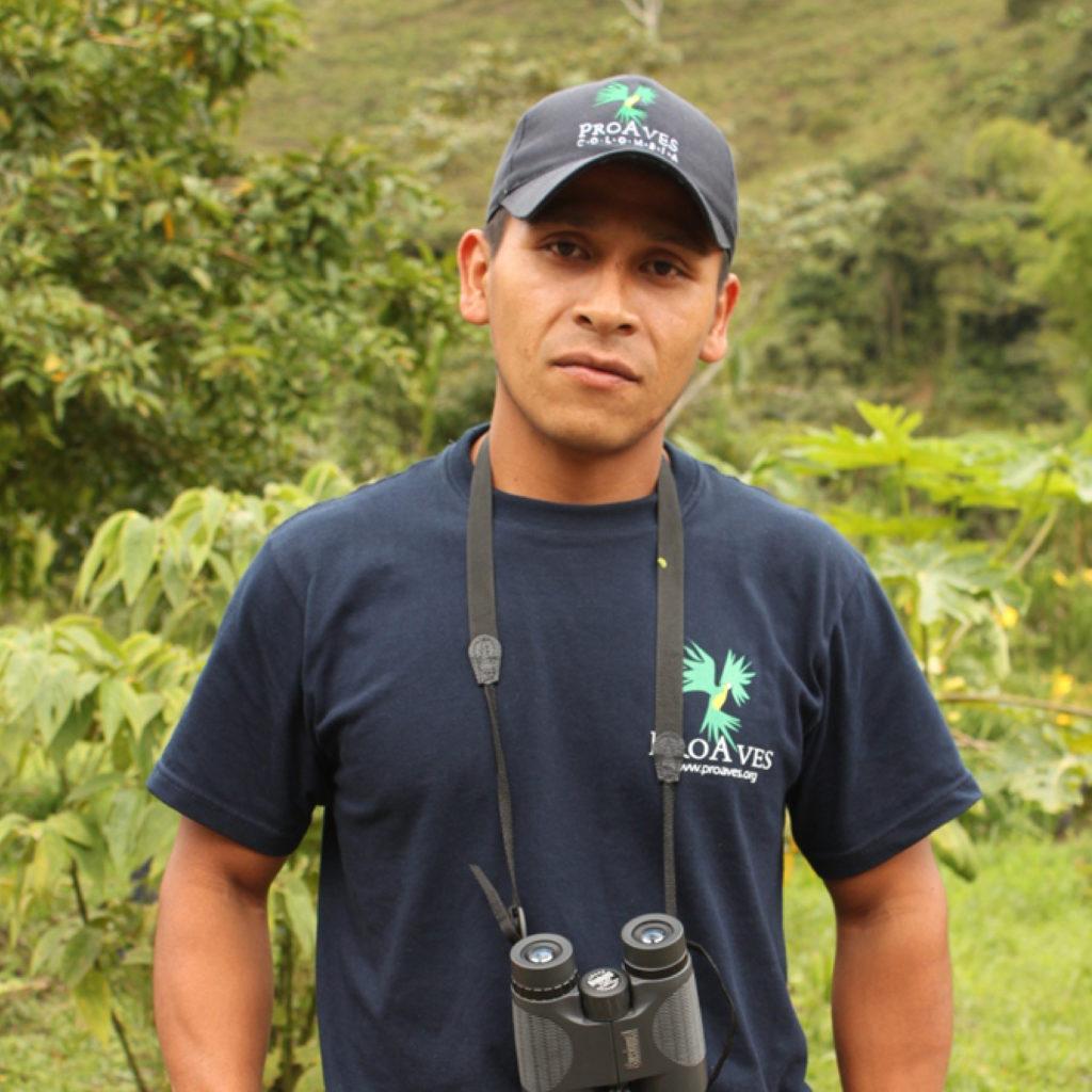 Medardo Roberto García:  proteger y cuidar su entorno, su gran motivación