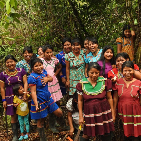 Women leading Conservation! ProAves is empowering women across Colombia
