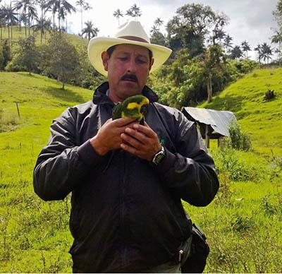 Cierre preventivo de la Reserva ProAves Loros Andinos