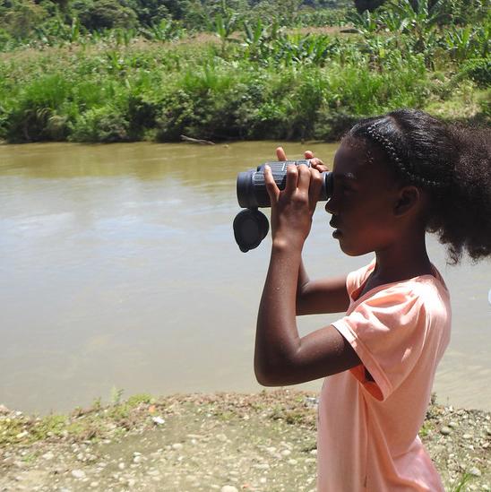 Primer acercamiento: Empoderamiento en las mujeres para la conservación local