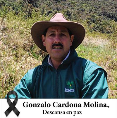 "Adiós ""Gonza"", guardián del Loro orejiamarillo"