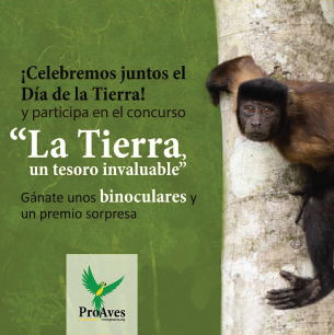 "Concurso ""La Tierra, un tesoro invaluable"""